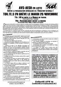 Tract gru00E8ve 25-11-2014